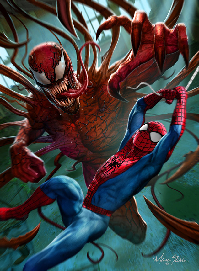 Spiderman vs. Carnage