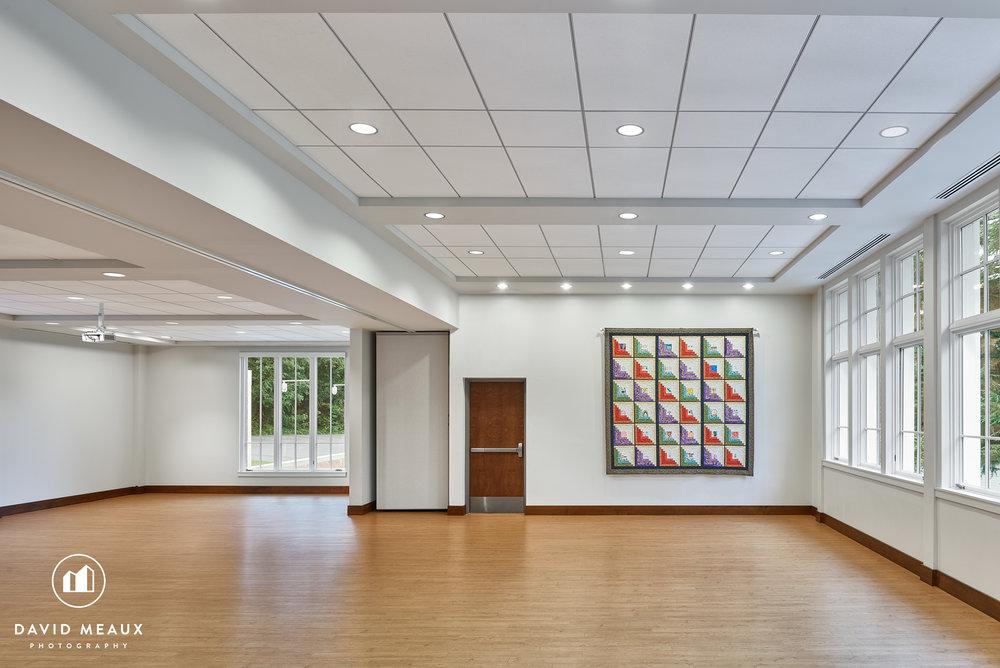 Interior of addition - view 1.
