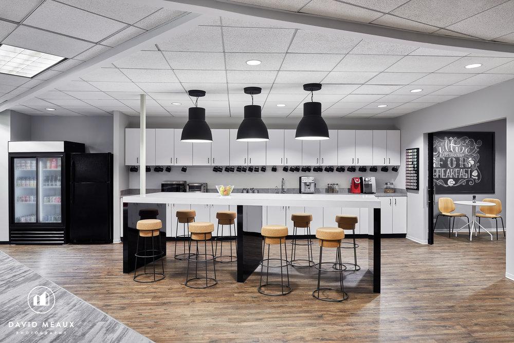 Kitchen/Breakroom Area