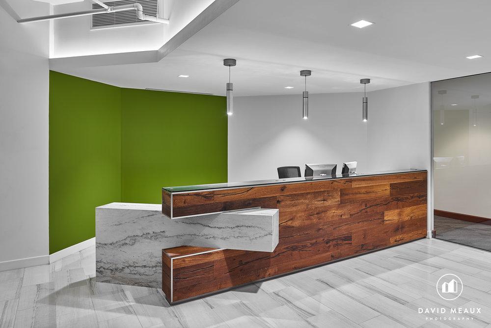 Reception Area/Front Desk