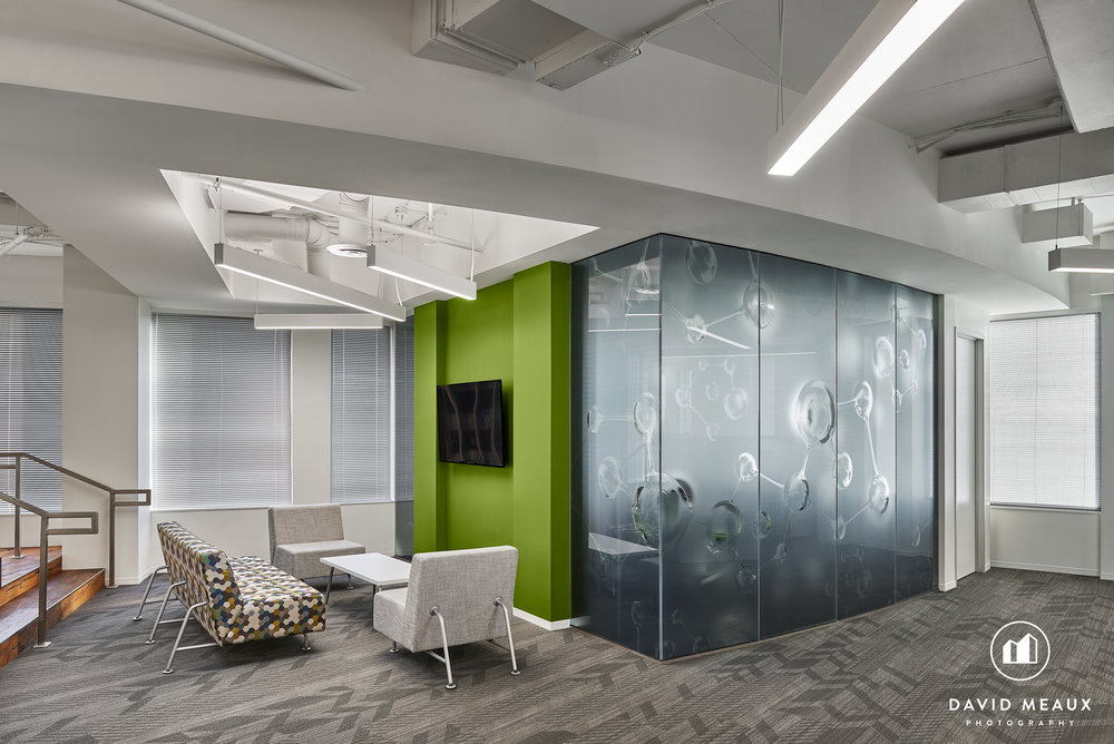 Team Room/Meeting Area