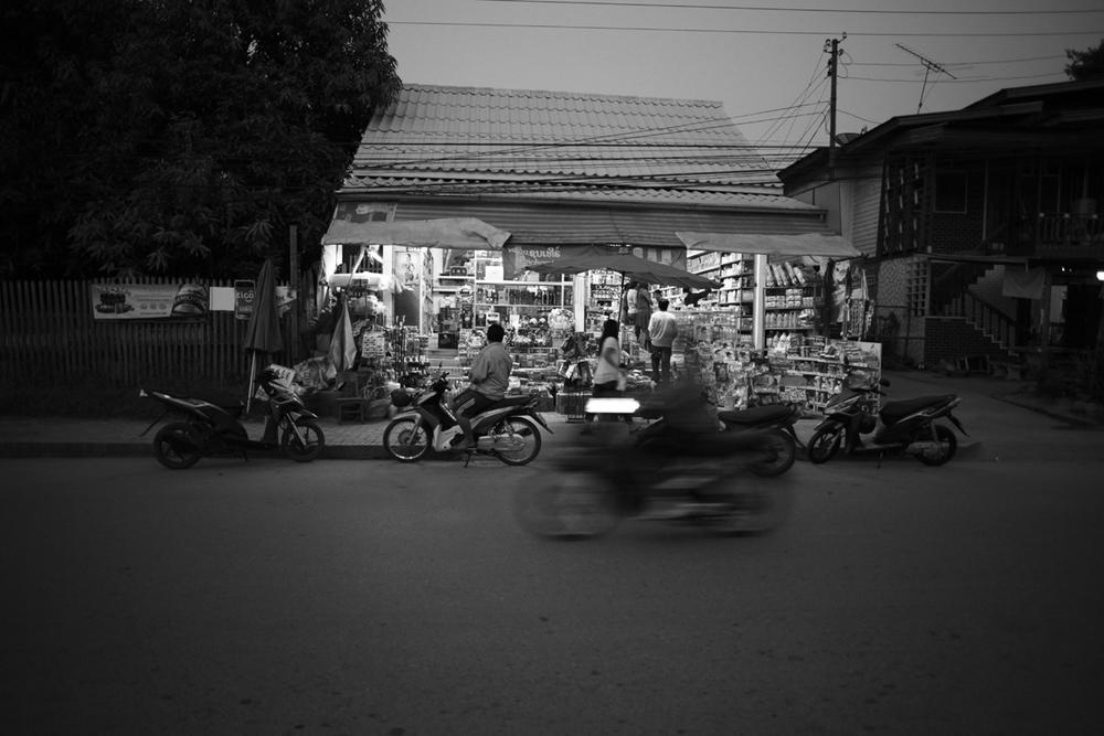 Luang Prabang, Laos 2011