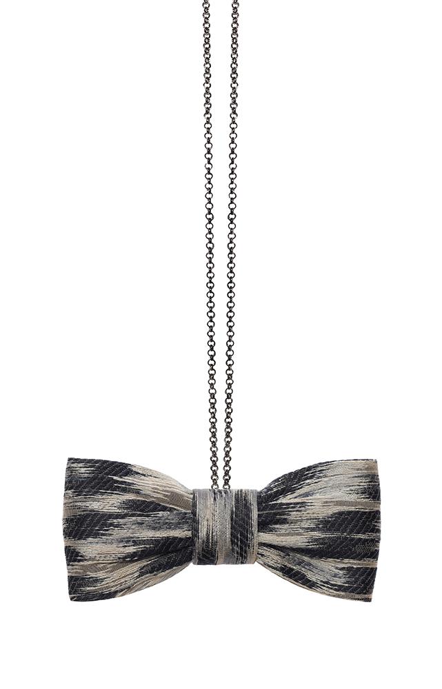 ZuZu Kim B-LEOPARD BROCADE chain view bow tie (1).jpg