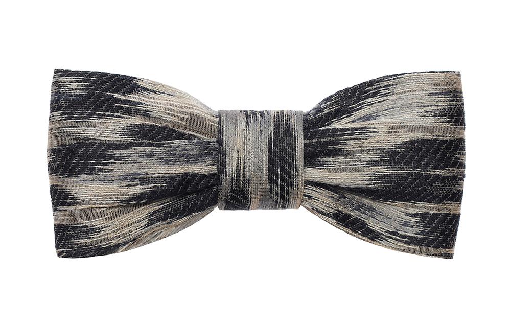 ZuZu Kim B-LEOPARD BROCADE front bow tie (1).jpg