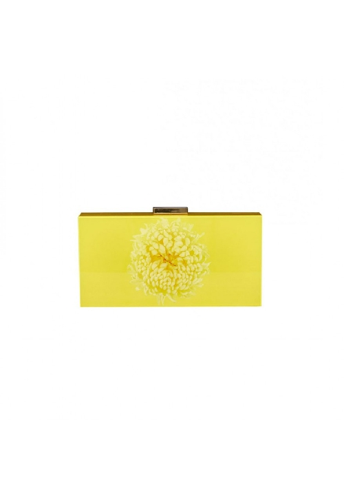 Alice + Olivia Yellow Clutch.jpeg