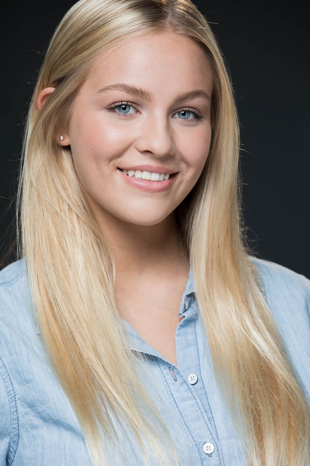 Hannah Benson | AMAX
