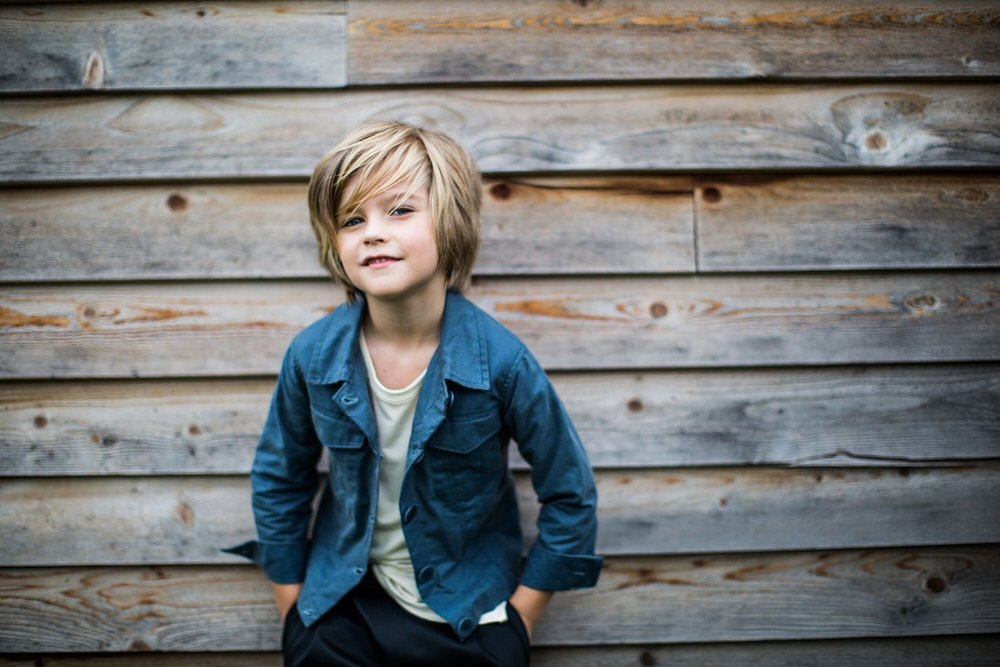 Sebastian Brown | 7 | Son of Katharine Brown