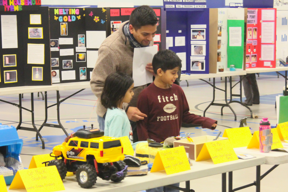 Science Fair And Invention