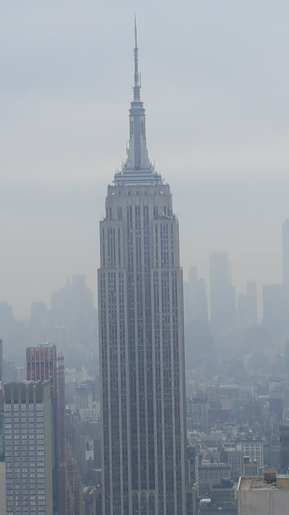 Speaking of the Empire State Building - did you know the Observation Deck generates more revenue than all of the offices COMBINED??? And imagine how expensive it would be to have your company address listed in the Empire State Building.