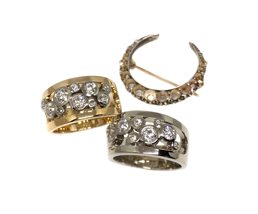 Sister Rings