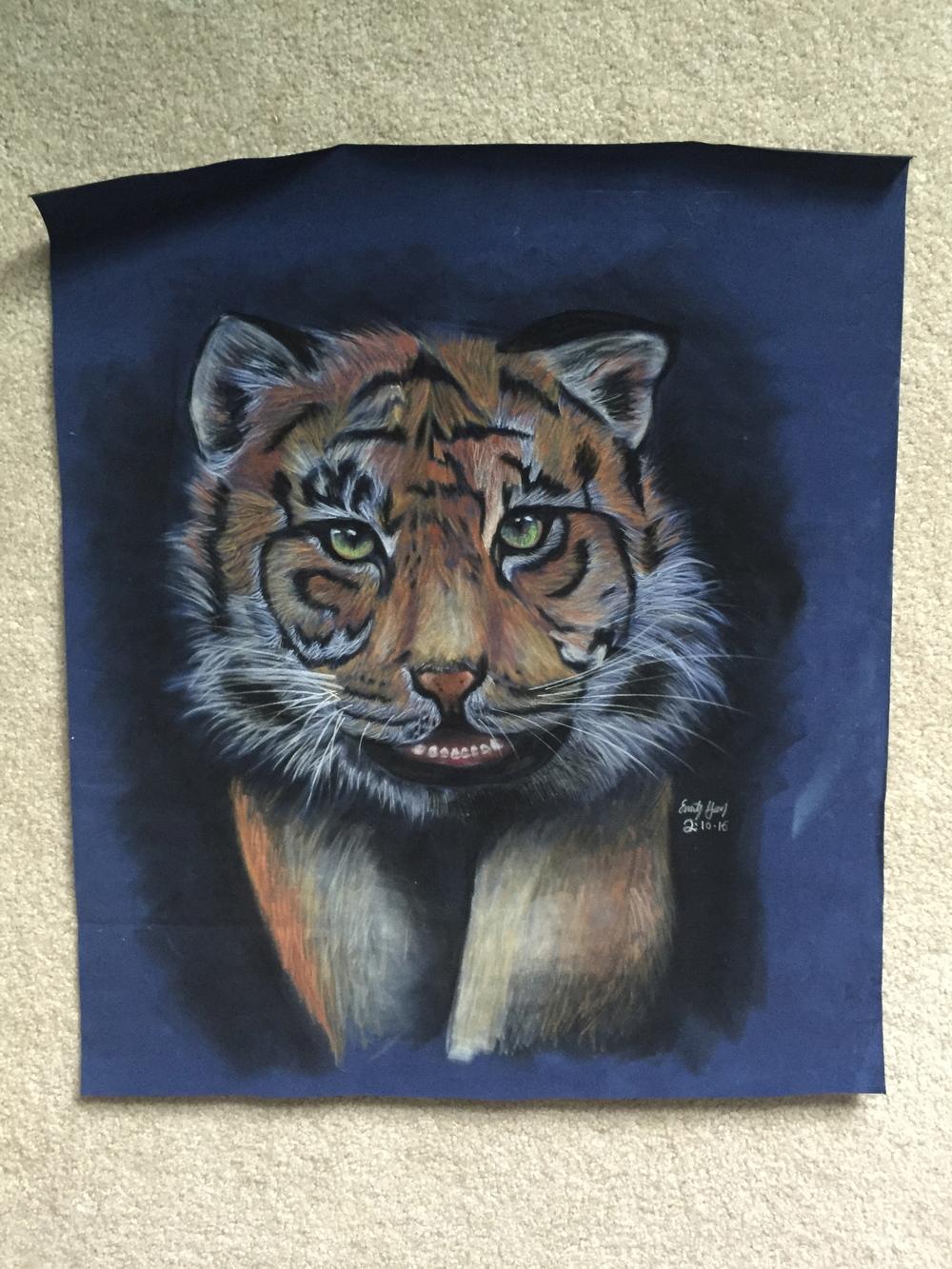 Bryton's Tiger
