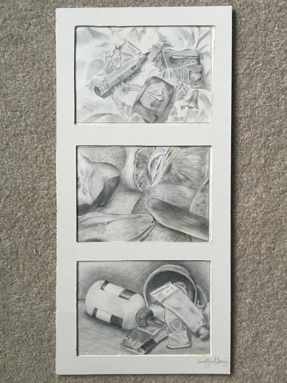 Still-Life of an Art Student Pt. 2