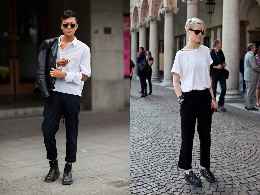 Images via Stockholm Streetstyle and Google.