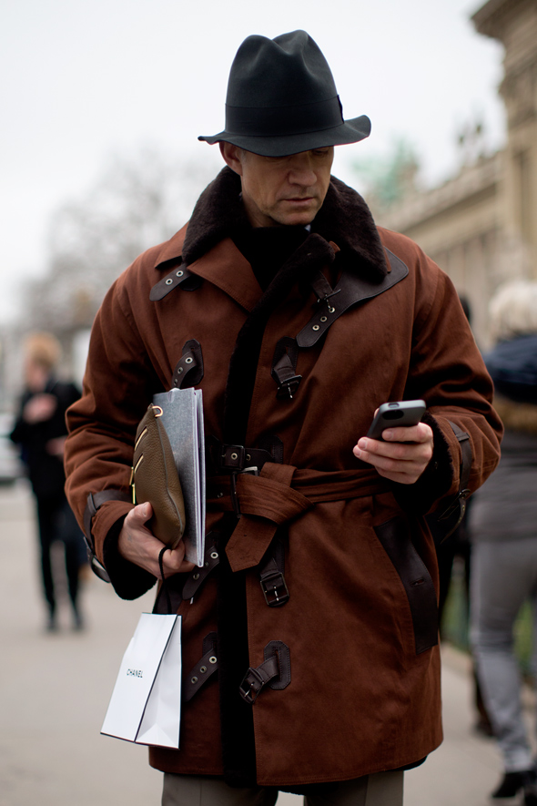Paris SS14 by The Sartorialist