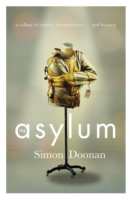 simon doonan asylum cover