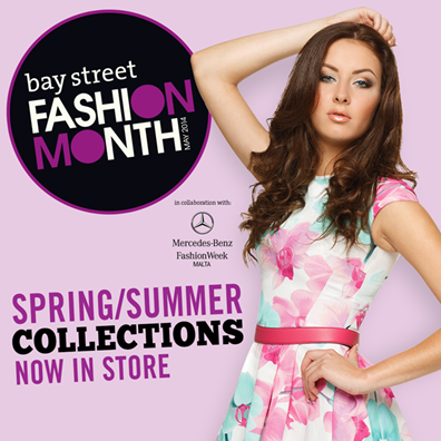 bay street fashion month