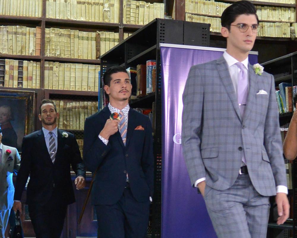 Gagliardi fashion show finale