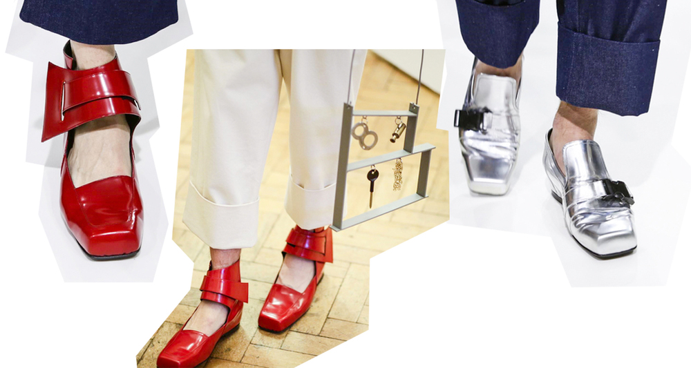 jw anderson ss16 details shoes lcm