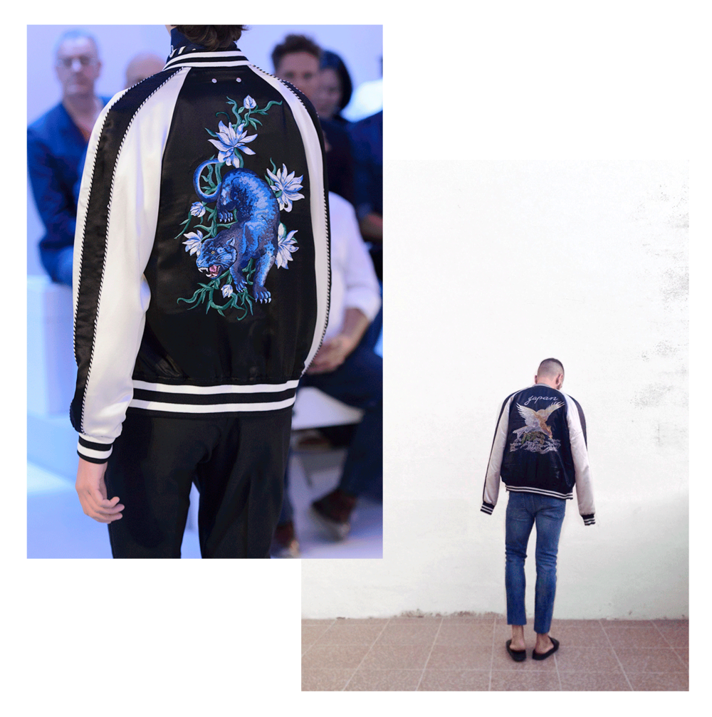 louis vuitton ss16 souvenir jacket asos