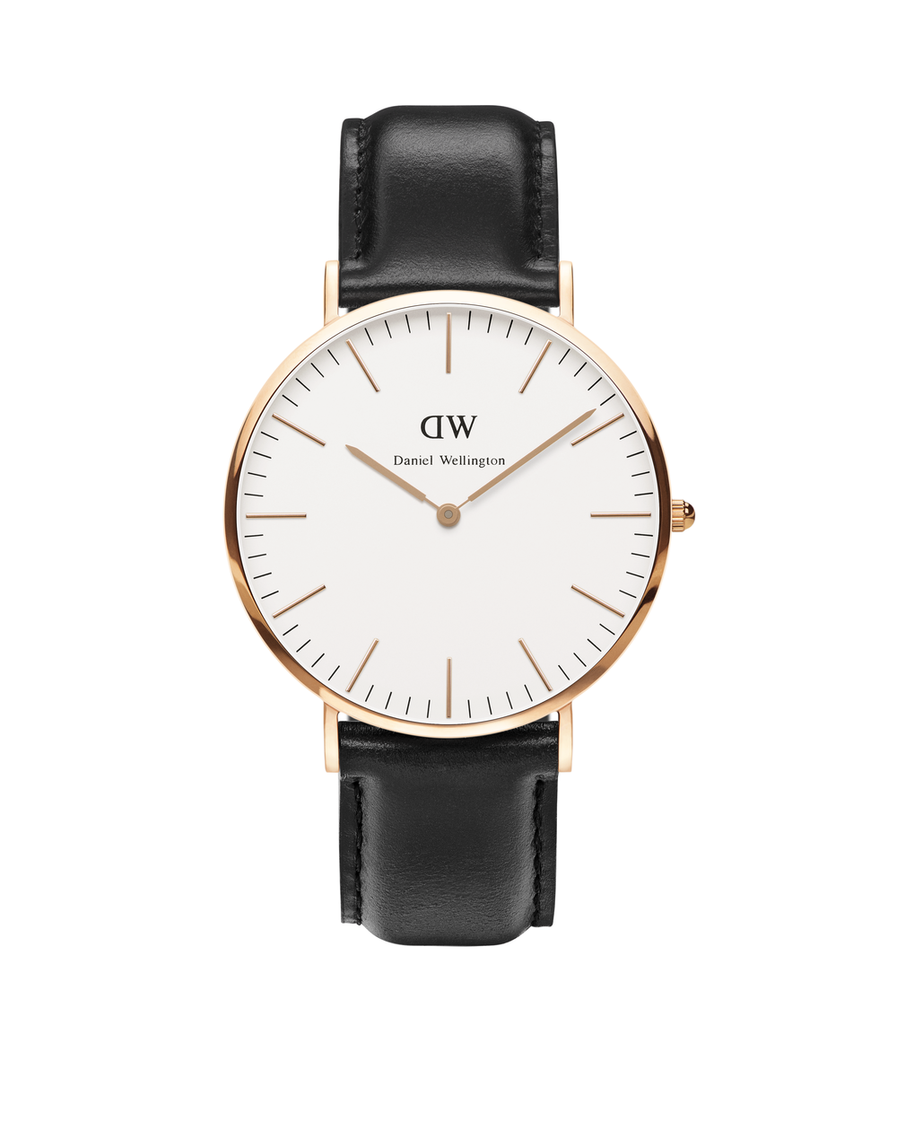 daniel wellington classic sheffield leather watch