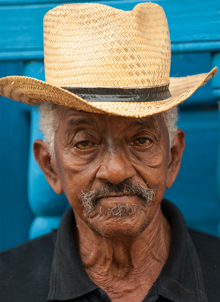 Man in Trinidad