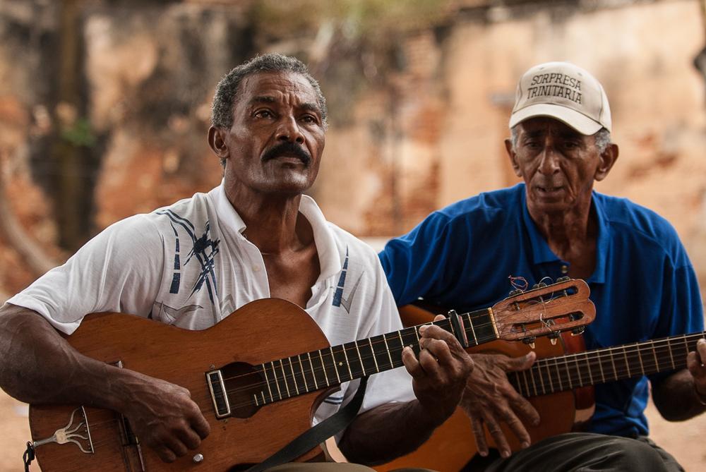 Cuban Troubadours