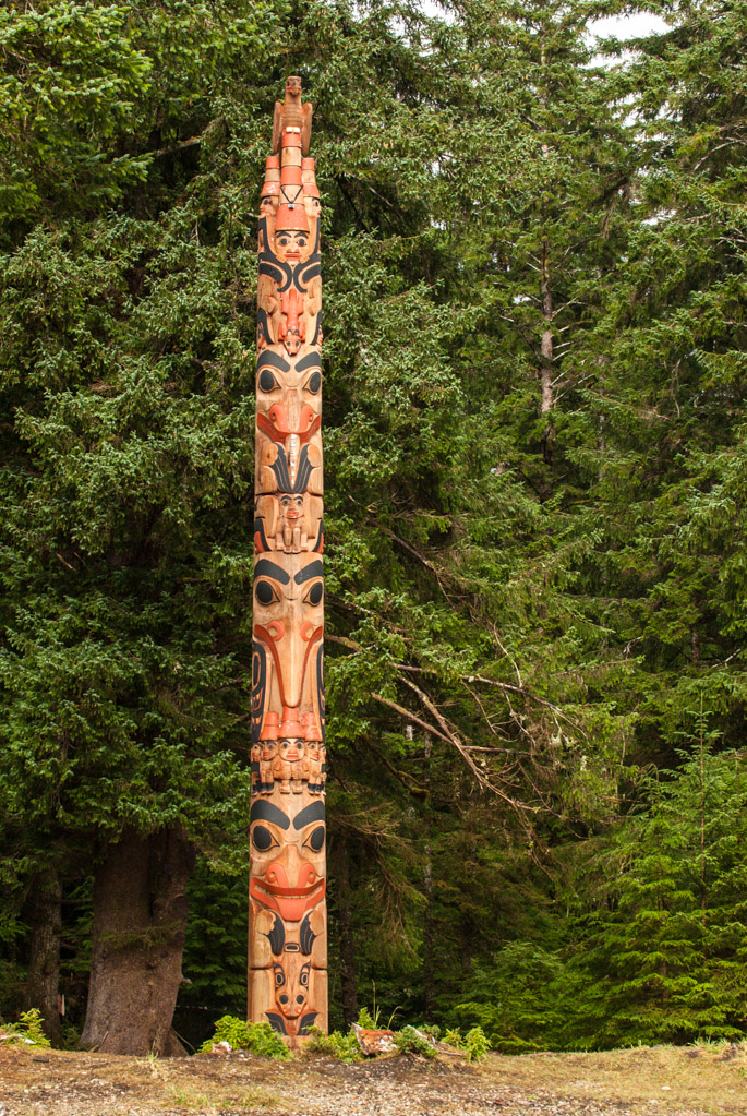 "Introducing the ""Gwaii Haanas Legacy Pole"""
