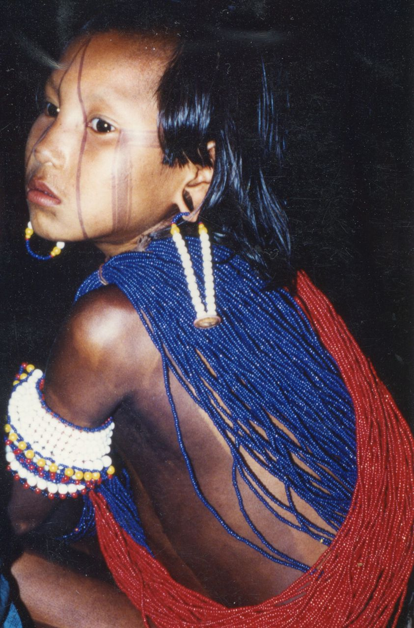Kayapo Girl