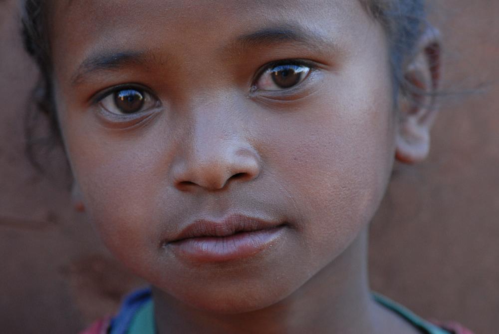 Girl from Antananarivo