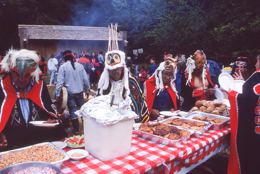 #6 — Elders Feasting