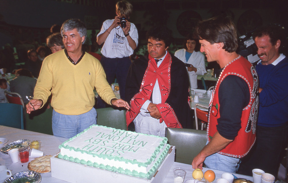 #7 — Cutting The Cake