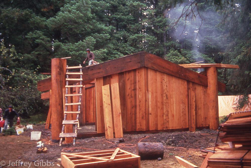 #1 — Windy Bay Longhouse Construction