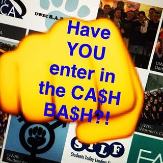 Have YOU entered in the CA$H BA$H yet!? It isn't too late! Get your club video in at  www.youngfreeroyal.com/2015-fall-cash-bash #freemoney #uwec #uofm #uwrf #uwstout #cvtc #uwbc #witc #uwbc