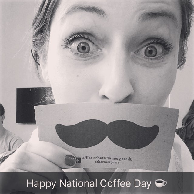 Happy National Coffee Day!!!! ☕️☕️☕️☕️☕️😆😆😆😆
