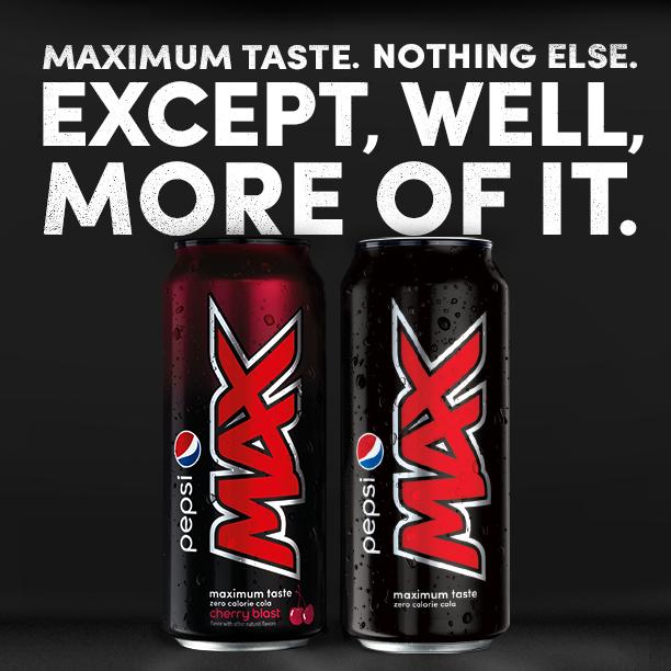 PepsiMax