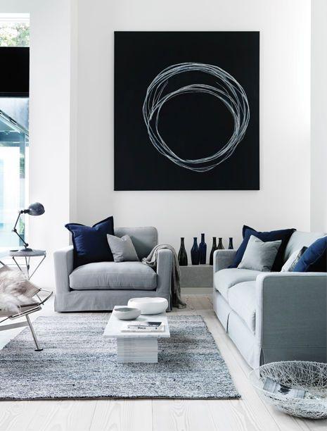 INSPIRATION: Contemporary Living — LISA GILMORE DESIGN | INTERIOR ...