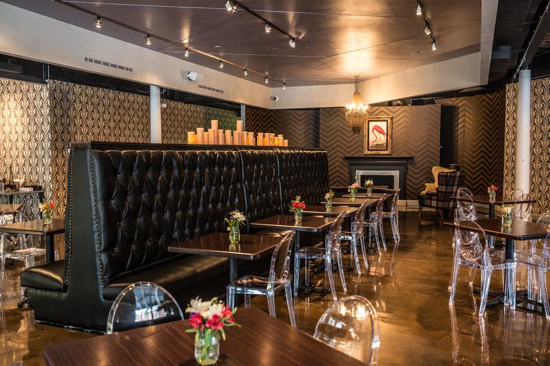 Piquant restaurant lisa gilmore design interior design for Interior designs tampa