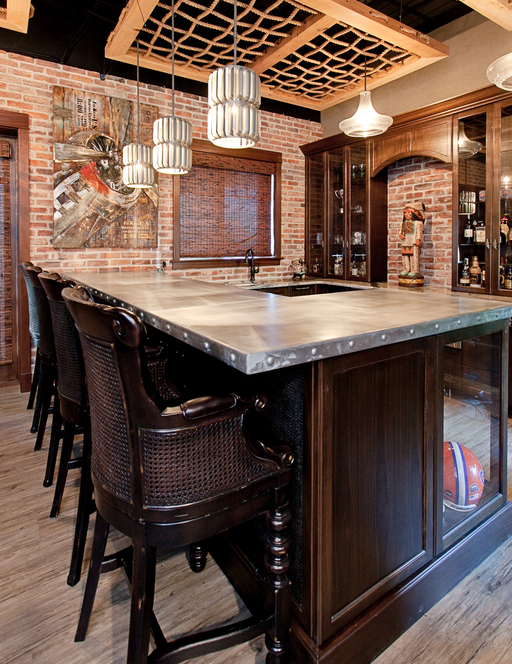 Gallery Of Lisa Gilmore Design Kitchen Bar With Tampa Interior Decorators.