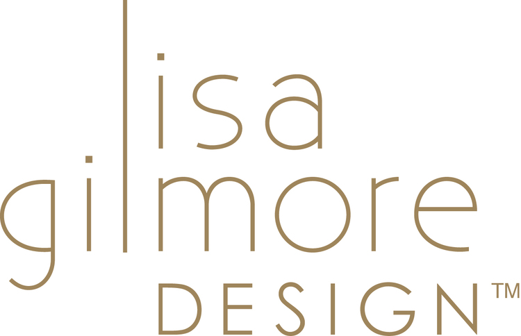 INSPIRATION LISA GILMORE DESIGN