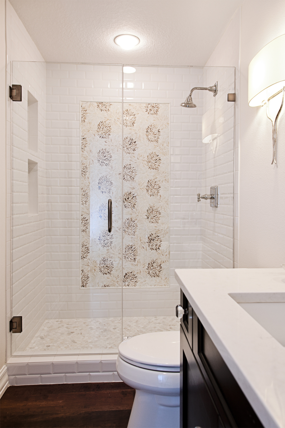 luxury bathroom design. lisa gilmore design 3
