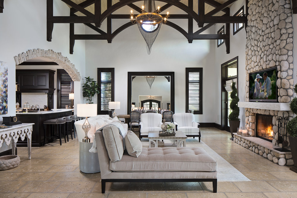 BRIGHTWATERS MONOCHROMATIC LISA GILMORE DESIGN INTERIOR DESIGN Stunning Interior Design Florida Remodelling