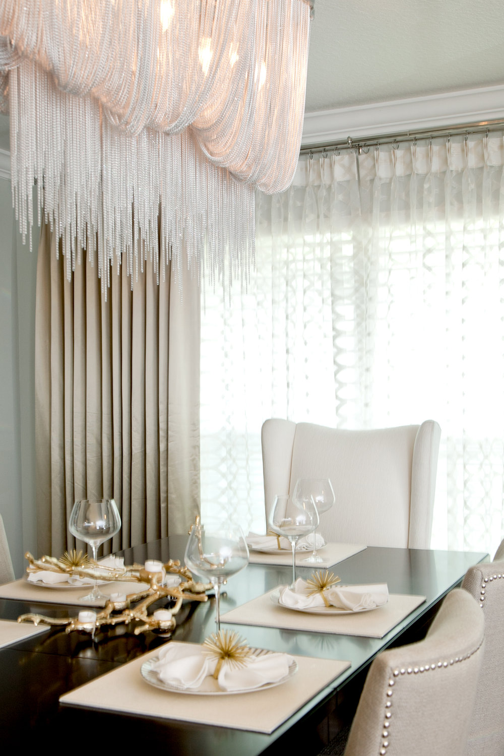 glam interior design