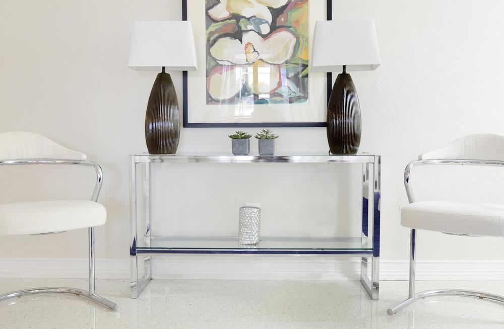 Mid Century Modern interior by Lisa Gilmore Design