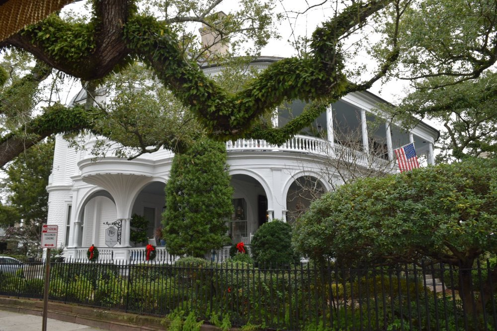 Historic Homes of Charleston