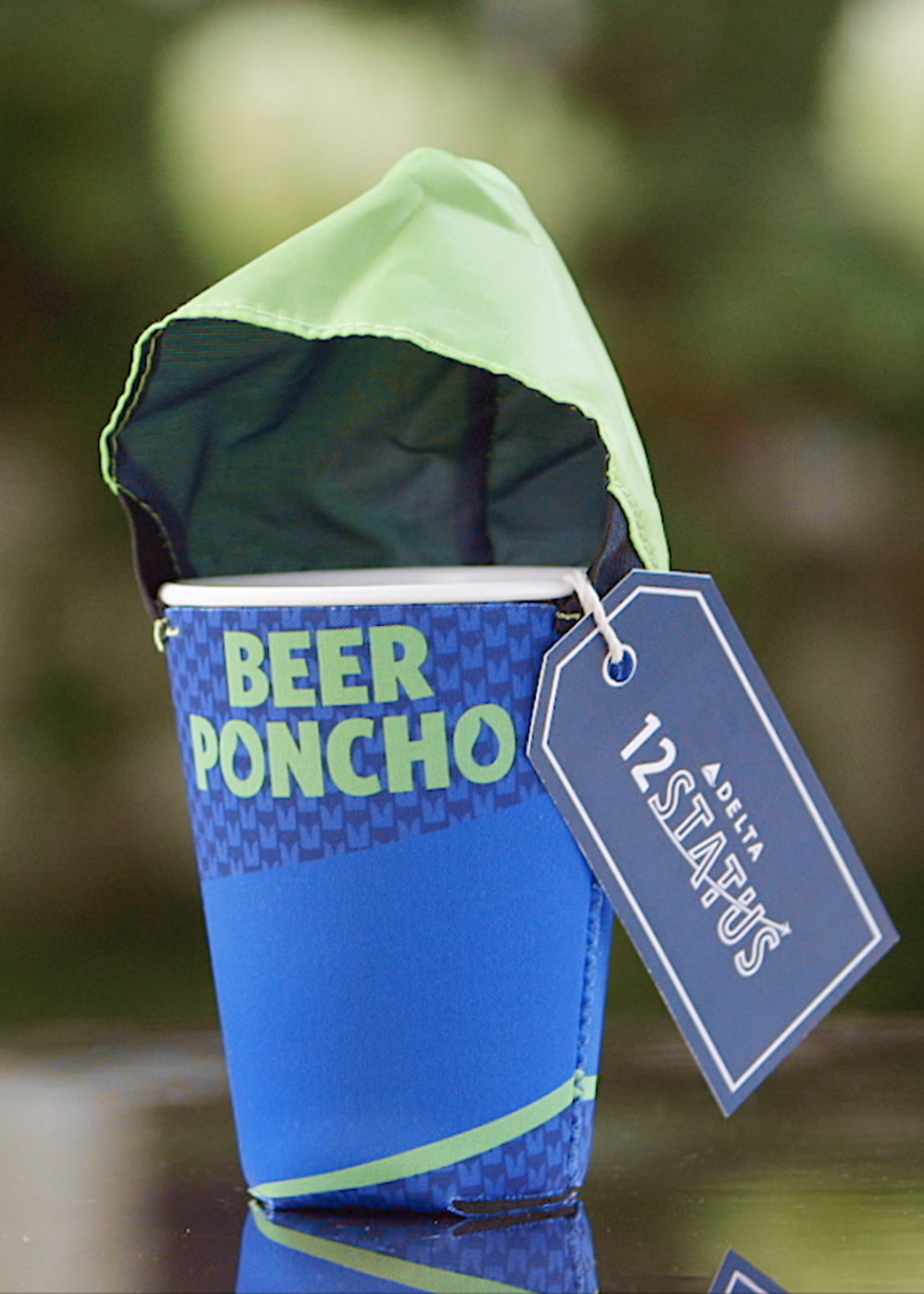 THE BEER PONCHO