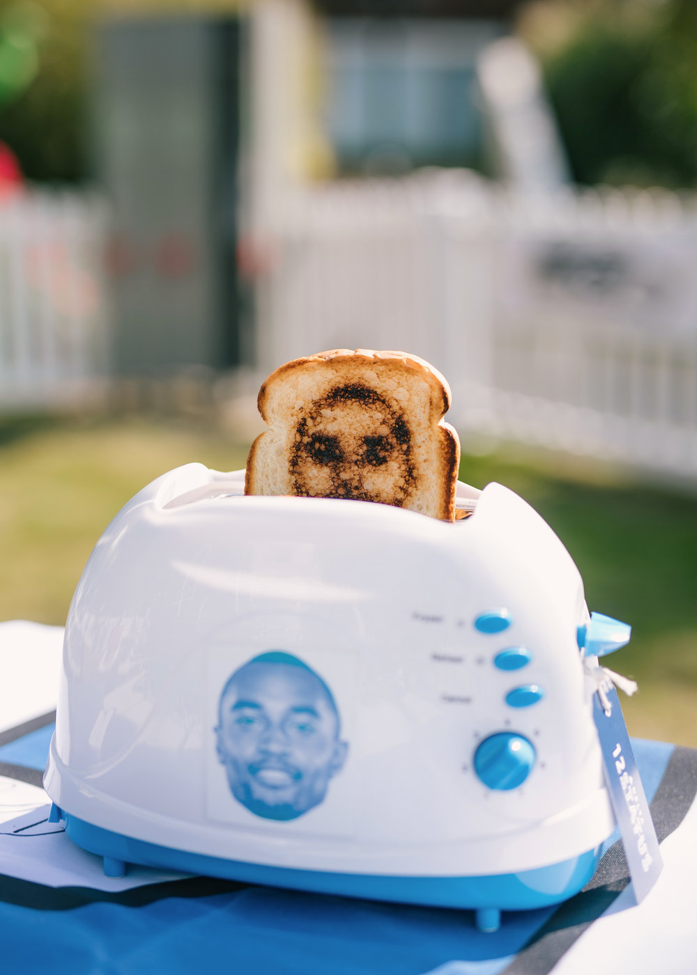 THE DOUG BALDWIN TOASTER