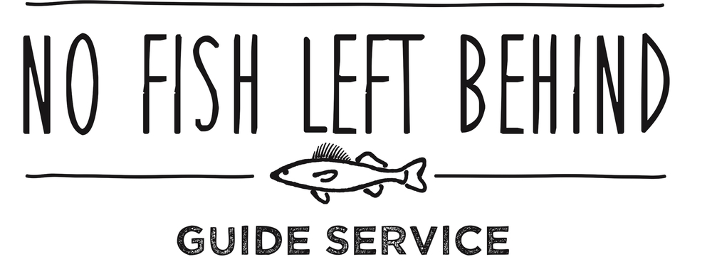 No Fish Left Behind Fishing Guide Service