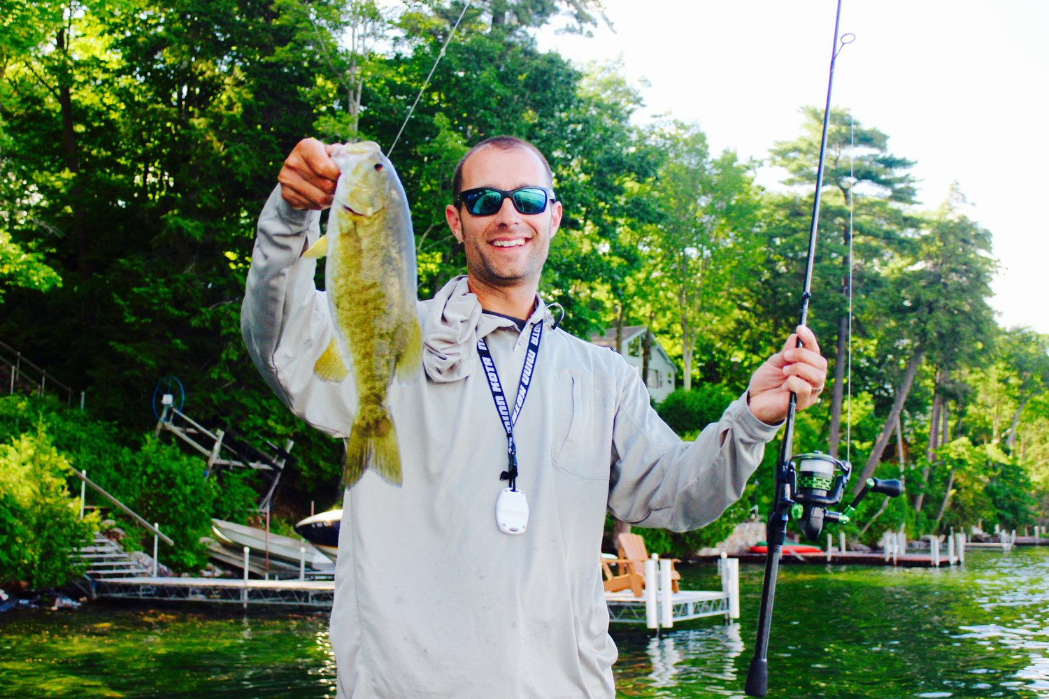 Fishing Reports — Freshwater Therapy Fishing Guide Service