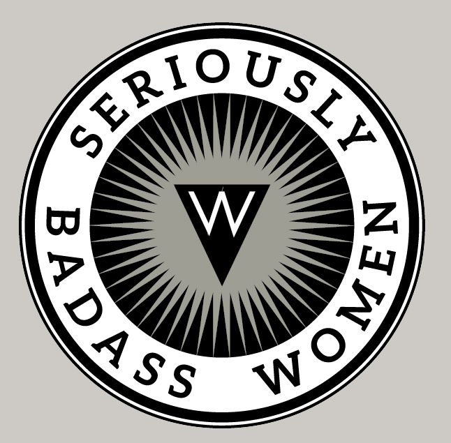 Seriously Badass Women - Design Project