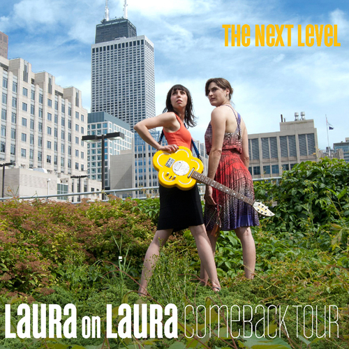 Laura on Laura Comeback Tour - Design & Photography Project